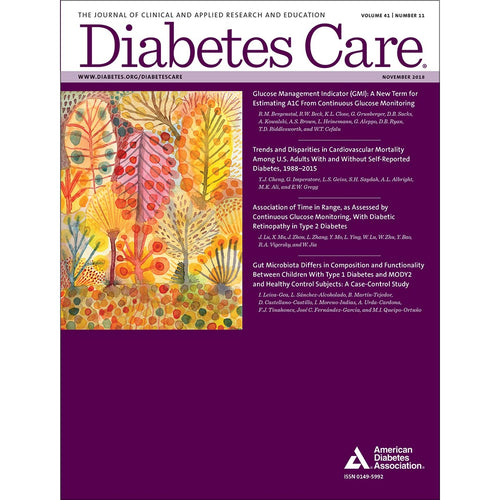 Diabetes Care, Volume 41, Issue 11, November 2018