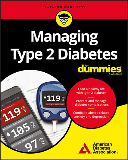 Managing Type 2 Diabetes for Dummies
