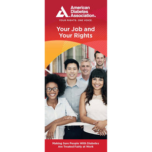 Your Job and Your Rights Brochure (English) (25/Pkg)