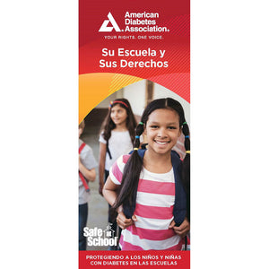 Your School and Your Rights Brochure (Spanish) (25/Pkg)
