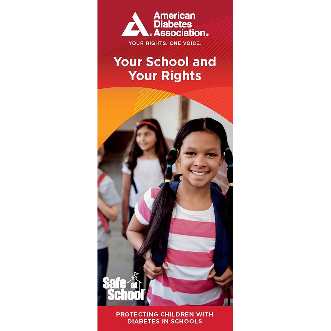 Your School and Your Rights Brochure (English) (25/Pkg)