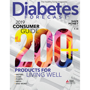 Diabetes Forecast, Volume 72, Issue 2, March/April 2019