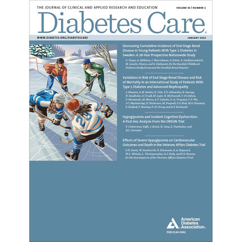 Diabetes Care, Volume 42, Issue 1, January 2019
