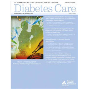 Diabetes Care, Volume 42, Issue 2, February 2019