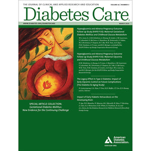 Diabetes Care, Volume 42, Issue 3, March 2019