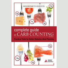 Load image into Gallery viewer, Complete Guide to Carb Counting, 4th Edition