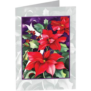 Christmas in Bloom Cards