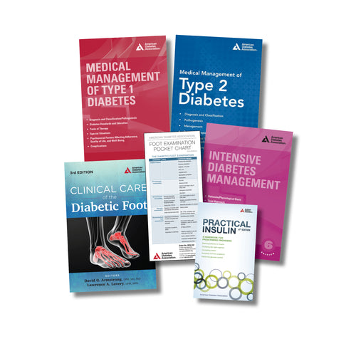 SET: Diabetes Clinician Reference Set #1