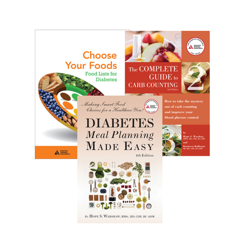 SET: Diabetic Meal Planning Essentials