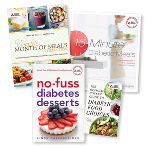 SET: Diabetic Cookbook Essentials