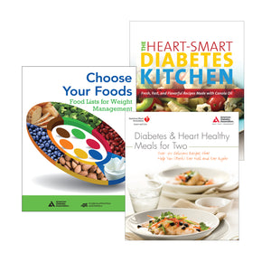 SET: Diabetes Heart-Healthy Essentials