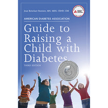 Load image into Gallery viewer, ADA Guide to Raising a Child with Diabetes, 3rd Edition