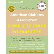 Load image into Gallery viewer, American Diabetes Association Complete Guide to Diabetes, 5th Edition