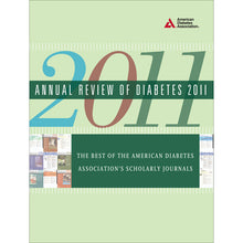 Load image into Gallery viewer, Annual Review of Diabetes 2011