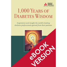 Load image into Gallery viewer, 1,000 Years of Diabetes Wisdom