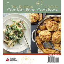 Load image into Gallery viewer, The Diabetes Comfort Food Cookbook