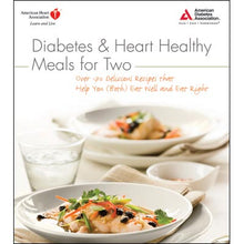 Load image into Gallery viewer, Diabetes & Heart Healthy Meals for Two