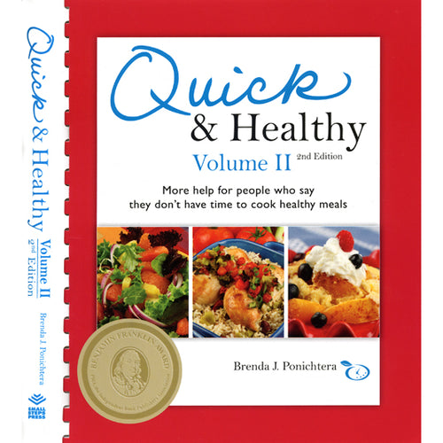 Quick & Healthy Volume II, 2nd Edition