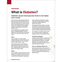 Load image into Gallery viewer, How to Thrive: A Guide for Your Journey with Diabetes (25/Pkg)