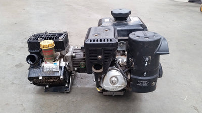 Bertolini POLY 2073 Pump, Gearbox & Kohler CH270 Engine Assembly