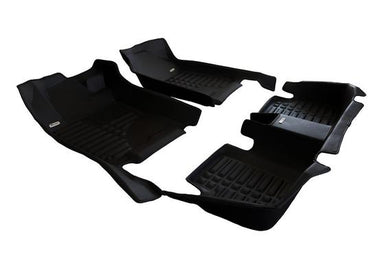 TuxMat Floor Mats - Civic Coupe (incl. Si)