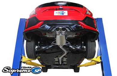 Greddy Supreme SP Cat-Back Exhaust - Civic Hatch (Sport, Sport Touring)