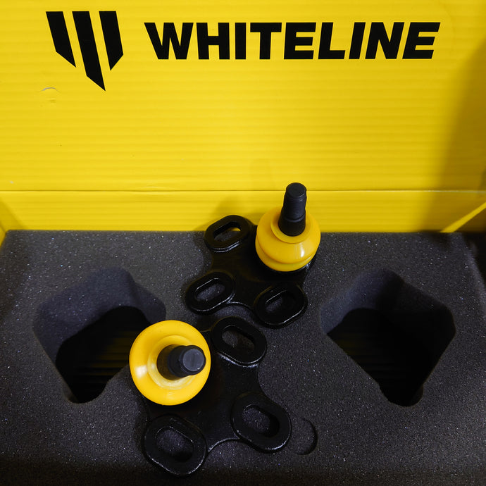 Whiteline Adjustable Lower Ball Joints - All Civic (excl. Type R)