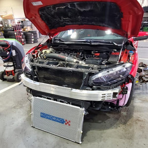 Koyorad Aluminum Radiator - All 1.5T Civic (incl. Si)