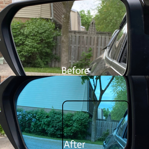 SUMA Performance Side Mirrors - 2016+ Honda Civic