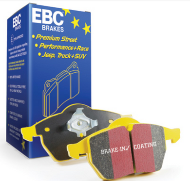 EBC Yellow Stuff Front Brake Pads - All Civic excl. Si, Type R