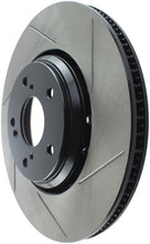 Load image into Gallery viewer, StopTech Slotted Rear Rotors - Si Coupe, Sedan