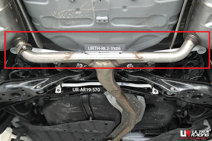 Ultra Racing Rear Torsion Bar (2 Points)