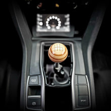 Load image into Gallery viewer, Classic Wood Shift Knob - All 6MT Civic