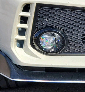 Jets Vinyl - LED Foglights Tint