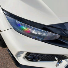 Load image into Gallery viewer, Jets Vinyl - 2016+ Civic Headlight Tint for Touring and Projector Style Headlights