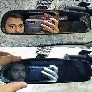 SUMA Performance Rearview Mirror