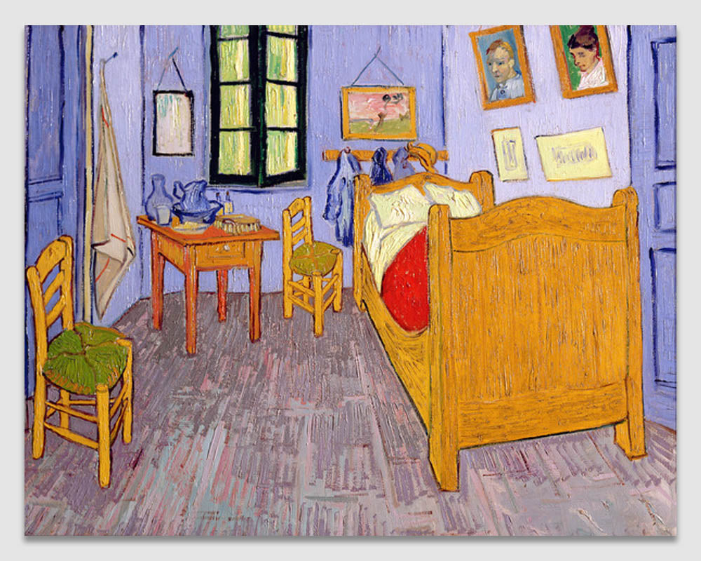 Van Gogh's Bedroom at Arles - Vincent Van Gogh