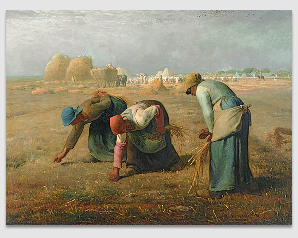 The Gleaners -  Jean-Francois Millet