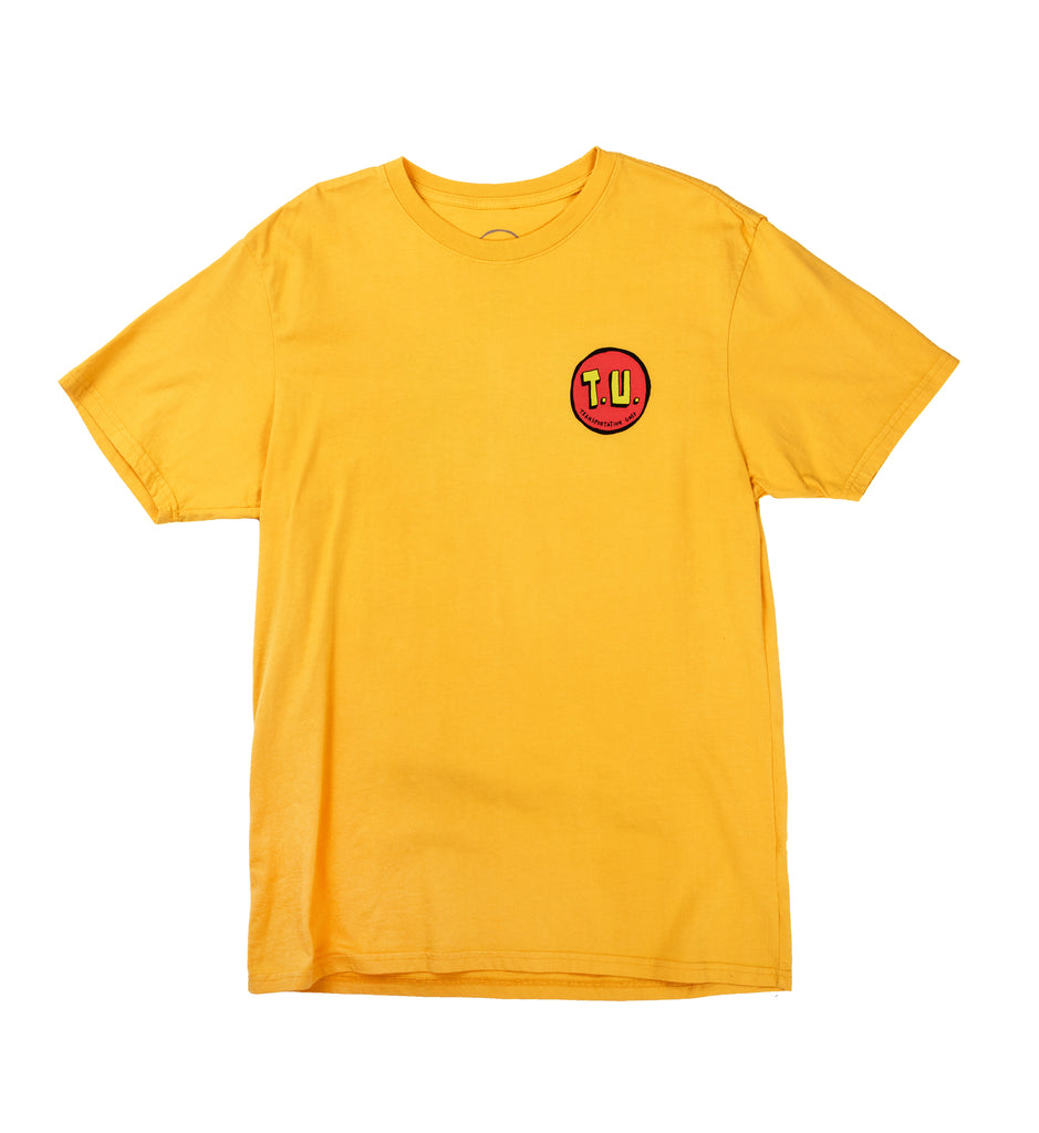 Transportation Unit - Party Bois Tee - Gold