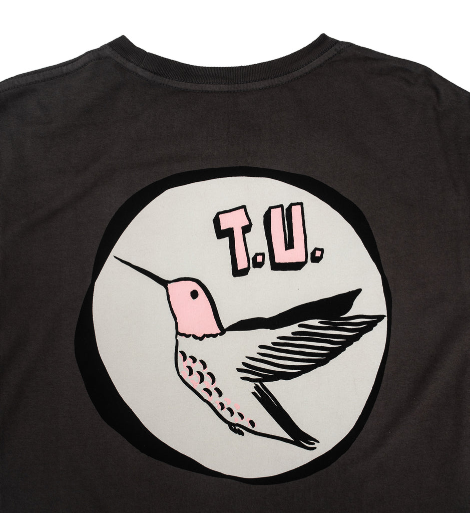 Transportation Unit - Humming Bird T.U. Tee - Black