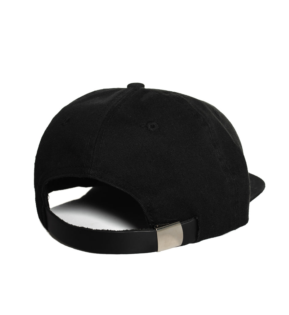 Humming Bird T.U. 6-Panel Hat - Black