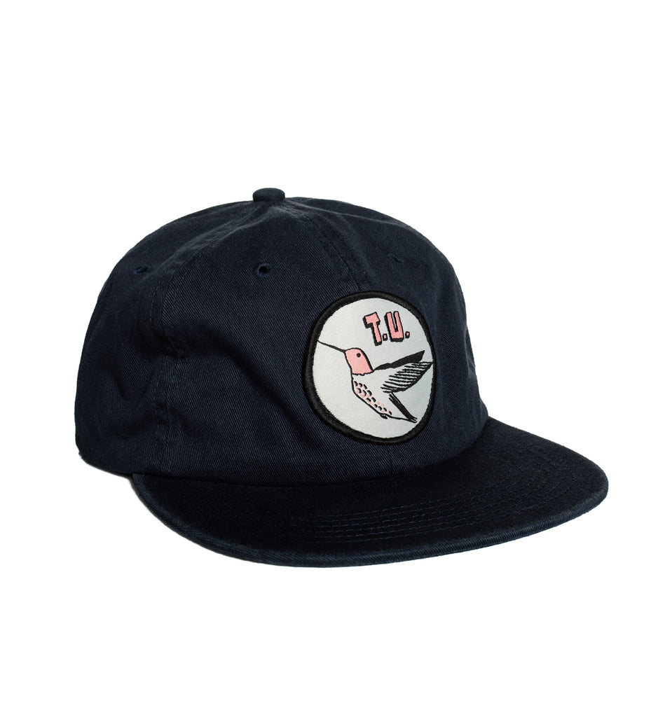 Transportation Unit - Humming Bird T.U. 6-Panel Hat - Navy