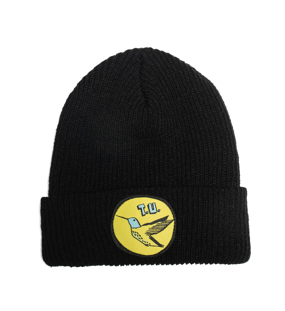 Transportation Unit - Humming Bird T.U. Beanie - Black