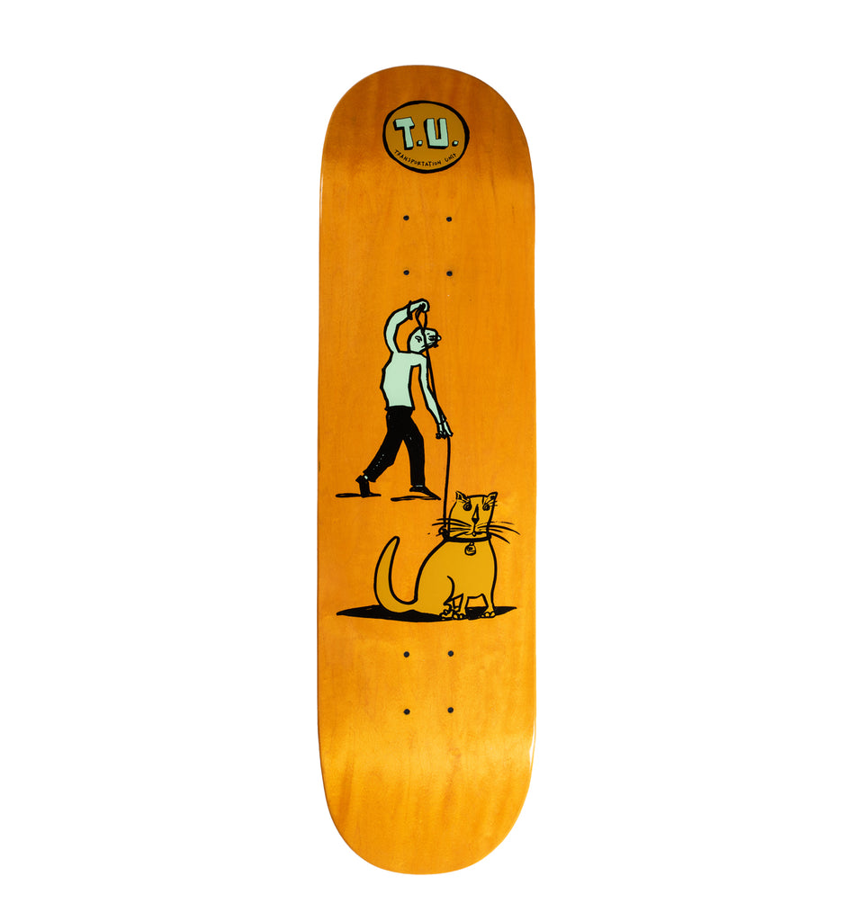 Cat Walker Deck