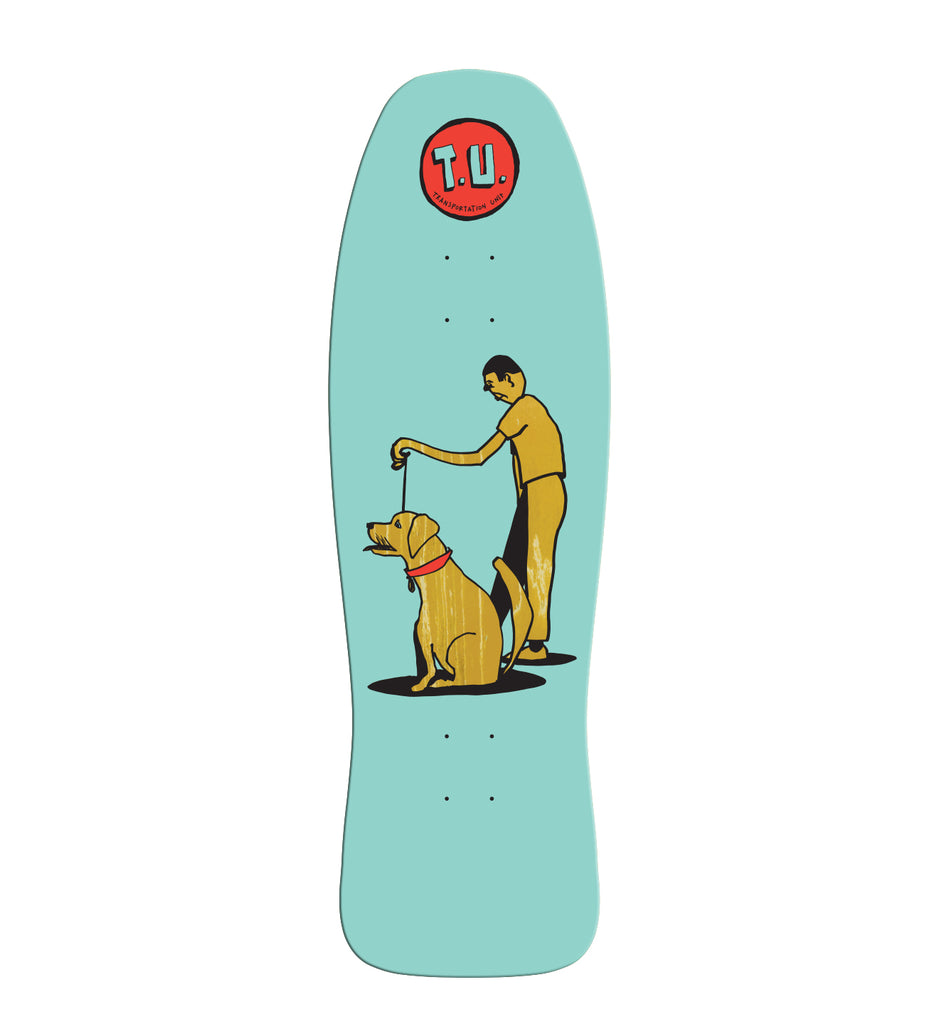 SOLD OUT - Dog Walker Deck