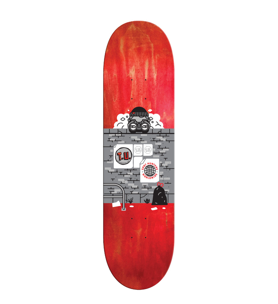 SBarr LTD Artist Collab Deck