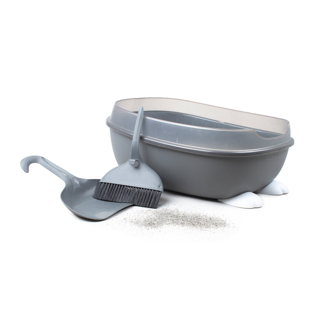 kitty TWIST'R® Litter Box