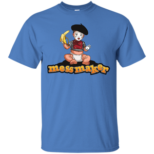 """Mess maker"" Cotton T-Shirt"