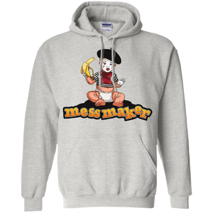 """Mess maker"" Pullover Hoodie"