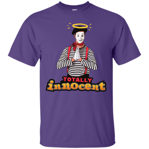 """Totally Innocent"" Cotton T-Shirt"